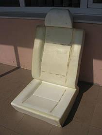 Латексы для автомобильного сидения (комплект)