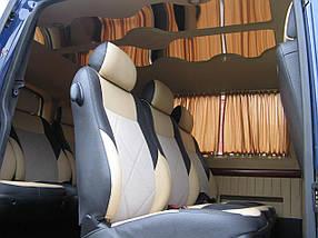 Перетяжка автомобильного сиденья венилом