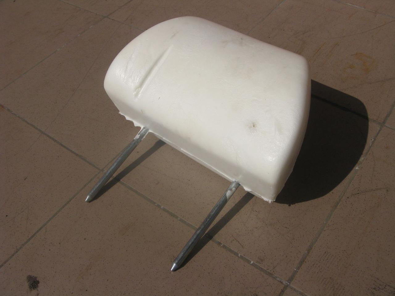 Подголовник (латекс) для изготовления автомобильных сидений
