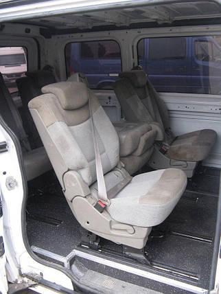 Разварка (поднятие) сидений трансформеров из автомобиля Renault Espace IV (Рено Эспейс) IV, фото 2