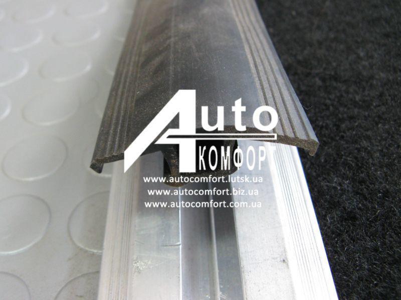 Резинка декоративная (заглушка салазок внутренних) для каркасов автомобильных сидений