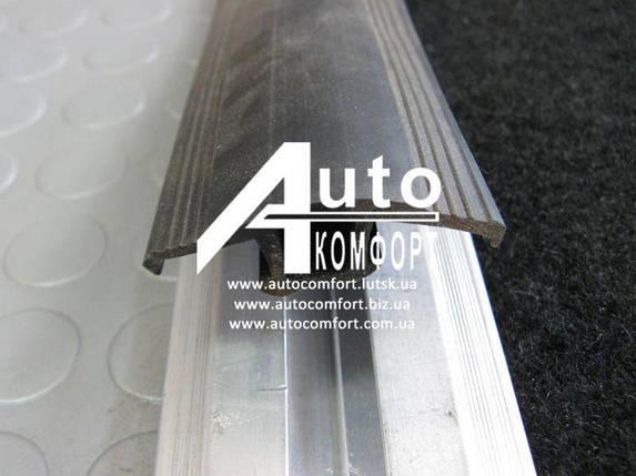 Резинка декоративная (заглушка салазок внутренних) для каркасов автомобильных сидений, фото 2