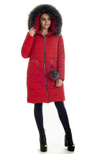 e4c1a504bf01 Молодежные зимние куртки женские с мехом от производителя купить ...