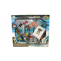 Пиратский корабль в коробке