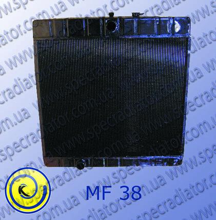 Радиатор  охлаждения комбайна зерноуборочного, фото 2