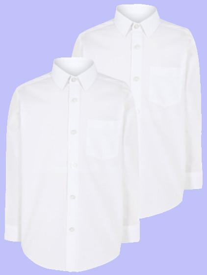 Белая рубаха для мальчика
