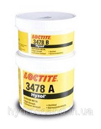 Эпоксидный состав для восстановления поверхности Loctite 3478 (Локтайт 3478), 453 г