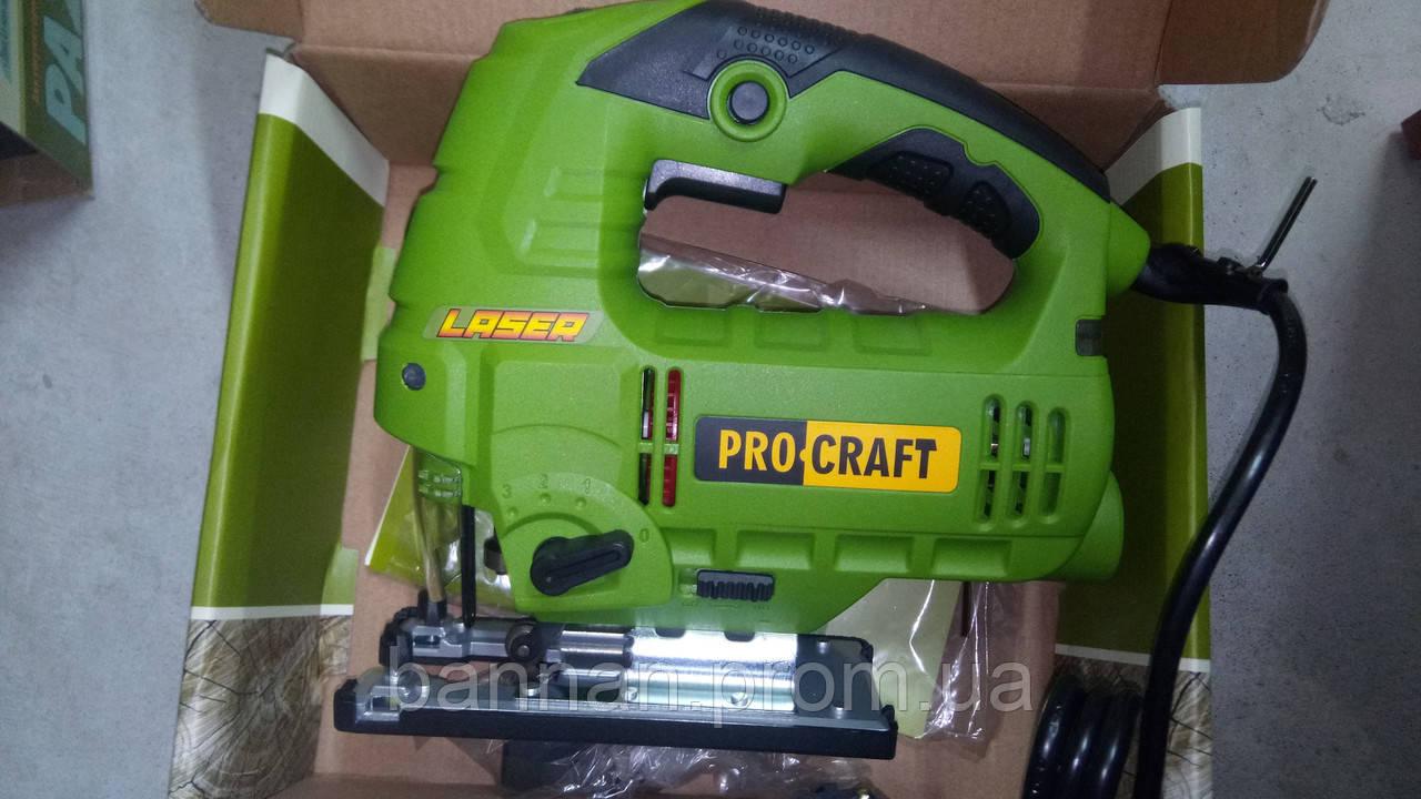 Лобзик Procraft ST 1300