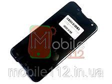Модуль для Blackview BV5000 (Дисплей + тачскрин) черный оригинал PRC