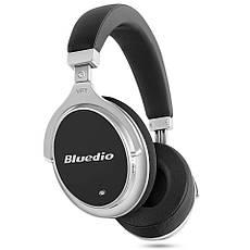 Бездротові навушники (гарнітура) Bluedio F2 Black, фото 3