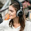 Бездротові навушники (гарнітура) Bluedio F2 Black, фото 5
