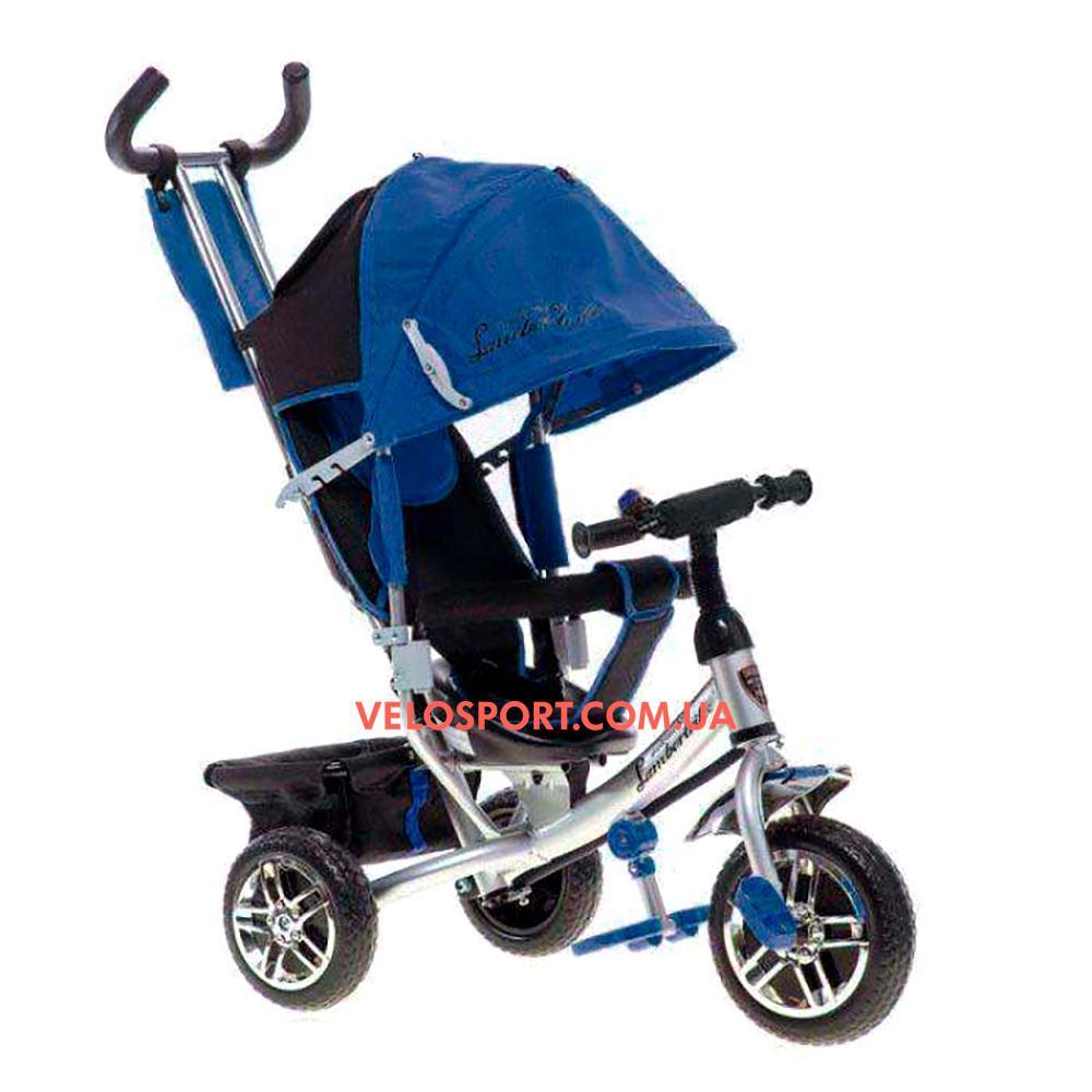 Детский трехколесный велосипед Lambortrike