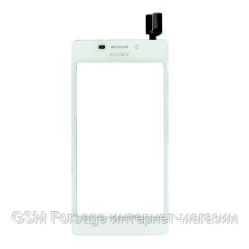 Тачскрин Sony Xperia M2 D2305 / D2303 White