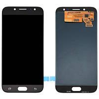 Дисплей Samsung Galaxy J7 2017 SM-J730F Original complete with touch Black