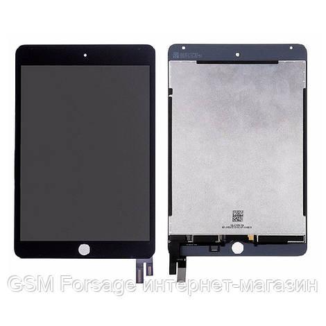 Дисплей iPad Mini 4 complete with touch Black