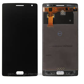 Дисплей OnePlus 2 complete black