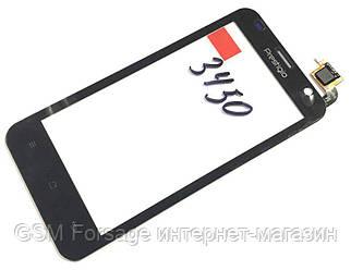 Тачскрин Prestigio MultiPhone PAP 3450 Duo Black