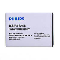 Philips АКБ оригинал Philips S388 AB1700BWML