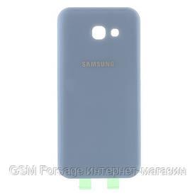 Задняя часть корпуса Samsung Galaxy A5 (2017) A520 (Blue)