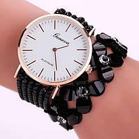 Женские часы Geneva Creative Black