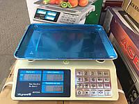 Весы торговые Урожай 40 кг металл кнопки