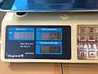 Весы торговые Урожай 40 кг металл кнопки, фото 3