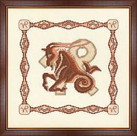Набор для вышивки крестом Золотое Руно Г-001 «Козерог»