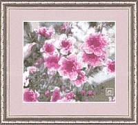 Набор для вышивки крестом Золотое Руно ЛЦ-016 «Мелодия весны»