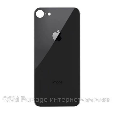 Крышка задняя iPhone 8  (4,7'') Black