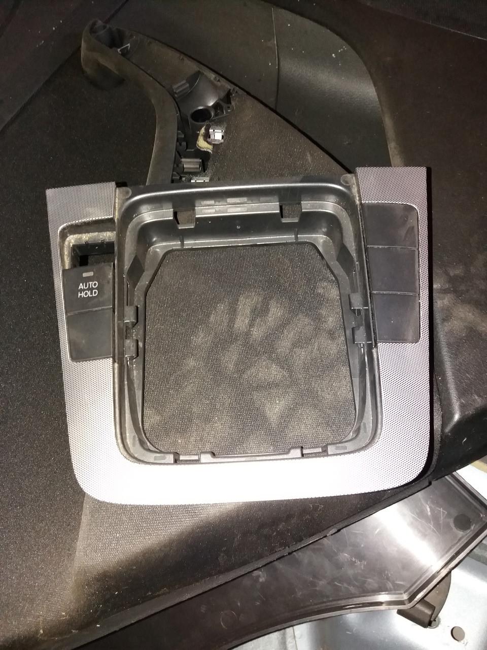 Декоративная накладка КПП VW PASSAT B6