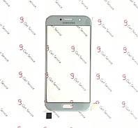 Стекло корпуса для Samsung Galaxy A5 2017 A520 Blue