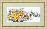 Набір для вишивки хрестом Золоте Руно КВ-015 «Спокій»
