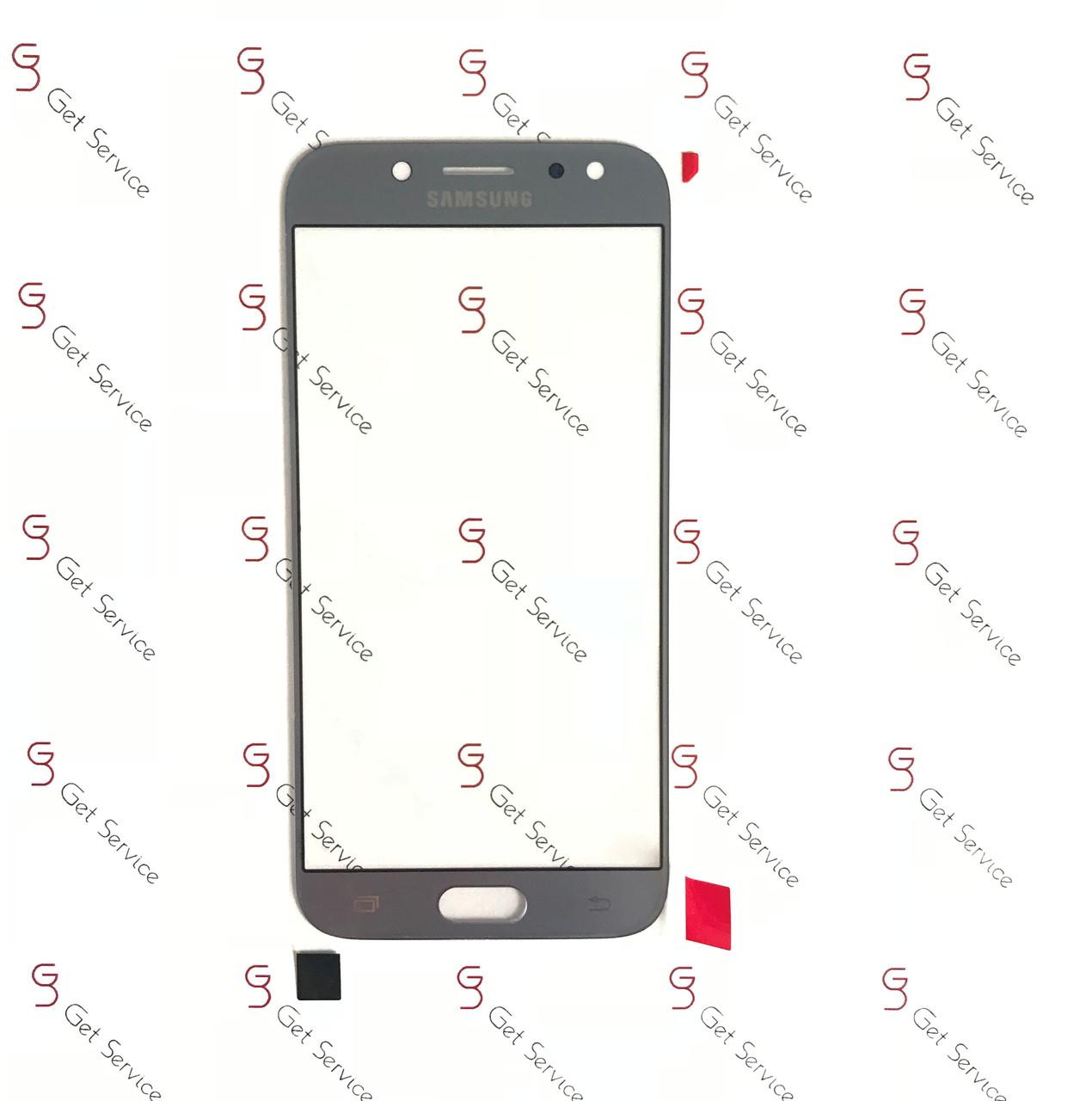Стекло корпуса для Samsung Galaxy J5 2017 J530 Blue