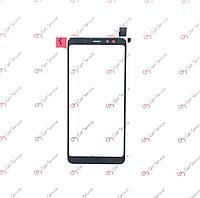 Стекло корпуса для Samsung Galaxy A8 2018 A530 Black
