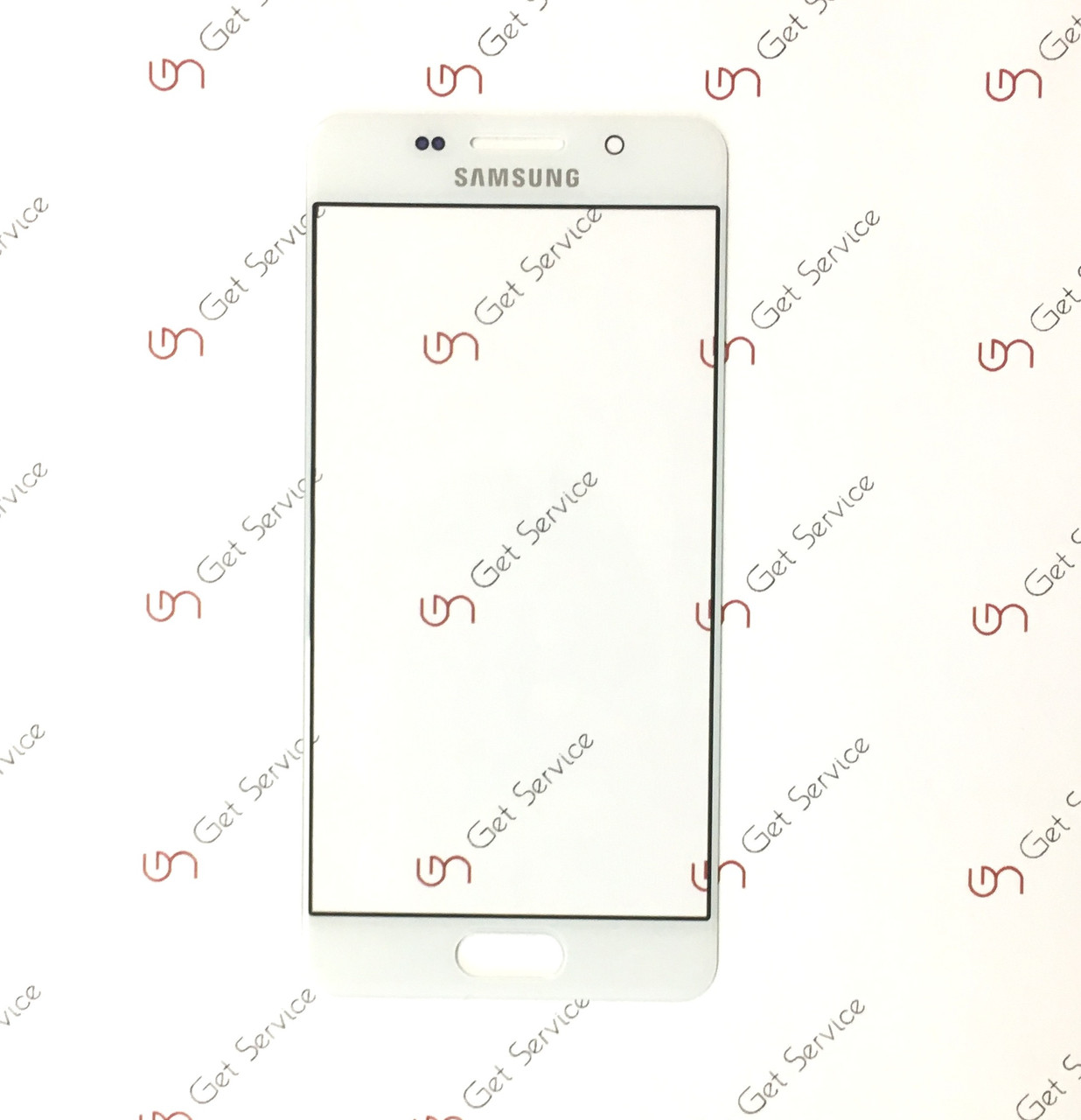 Стекло корпуса для Samsung Galaxy A3 2016 A310 White