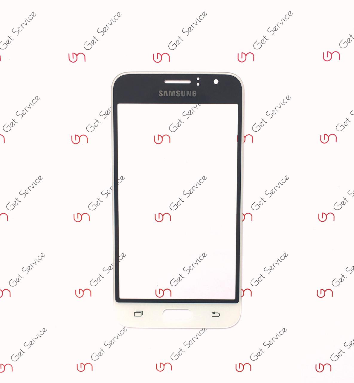 Стекло корпуса для Samsung Galaxy J1 2016 J120 White