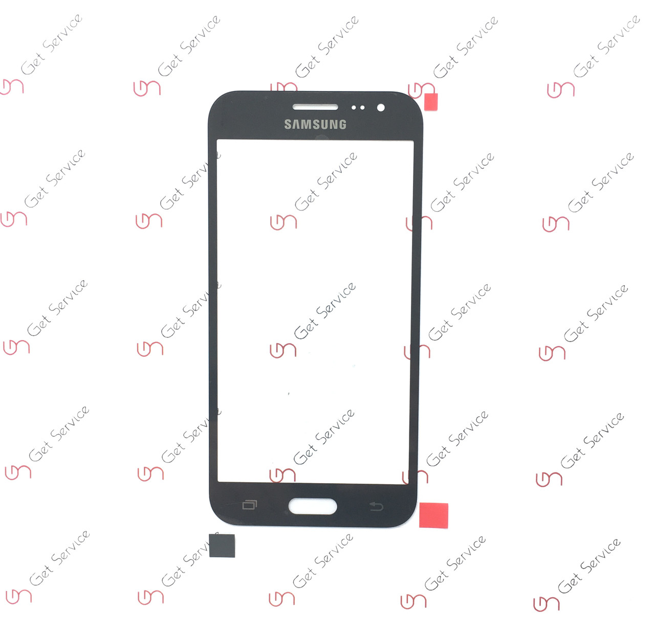 Стекло корпуса для Samsung Galaxy J2 J200 Black