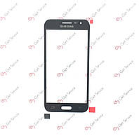Стекло корпуса для Samsung Galaxy J2 J200 Black, фото 1