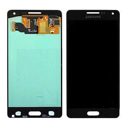 Дисплейный модуль Samsung Galaxy A5 A500 с сенсором Черный/Black GH97-16679B