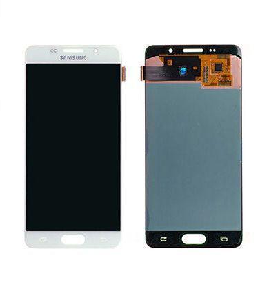 Дисплейный модуль Samsung Galaxy A5 2016 A510 с сенсором Белый/White GH97-18250A