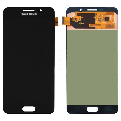 Дисплейный модуль Samsung Galaxy A7 2016 A710 с сенсором Черный/Black GH97-18229B