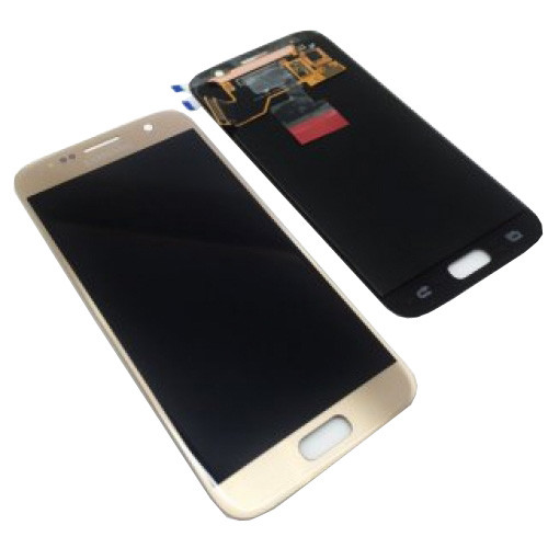 Дисплейный модуль Samsung Galaxy S7 G930 с сенсором Золотой/Gold GH97-18523C