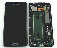 Дисплейный модуль Samsung Galaxy S6 EDGE Plus G928 с сенсором Черный/Black GH97-17819B