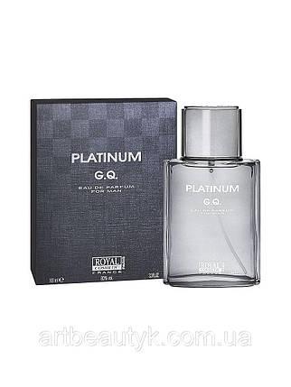 Platinum G.Q. M 100ml, фото 2