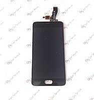 Дисплей для мобильного телефона Meizu M5S Black