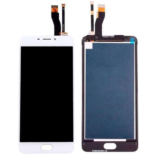 Дисплейный модуль Meizu M5 Note Белый/White