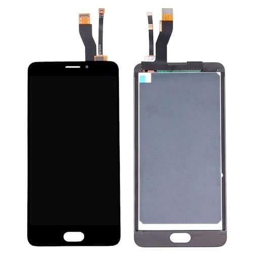Дисплейный модуль Meizu M5 Note Черный/Black