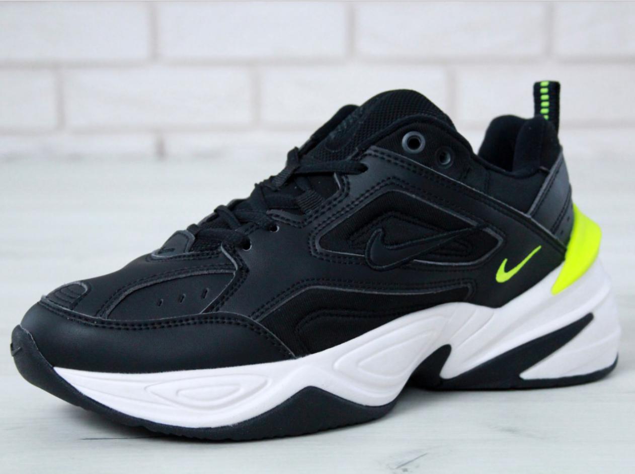 Мужские кроссовки Nike M2K Tekno Black