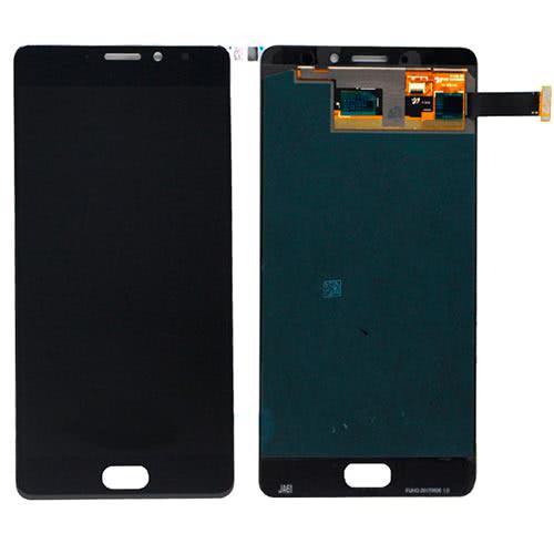 Дисплейный модуль Meizu Pro 7 Plus Черный/Black
