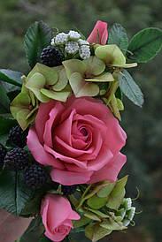 Сахарные цветы 19 декабря